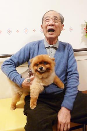 [余命3か月の入居](1)「俺はチロに看取られたいんだよ」愛犬と奇跡の日々