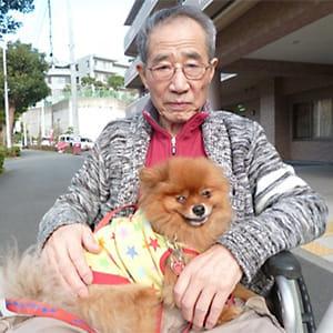 [余命3か月の入居](2) 一人暮らしで末期がん 愛犬と暮らせる場所を探して