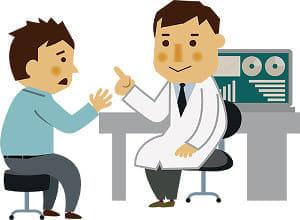人間ドックで「視神経乳頭陥凹拡大」と言われたら…、緑内障?