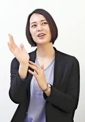 [元バレーボール日本代表 大山加奈さん]椎間板ヘルニア(2)小学生の時から腰に痛み