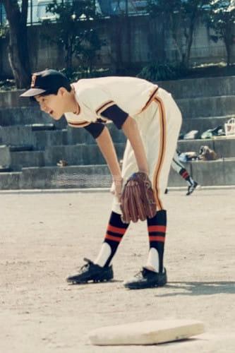 野球をやっていた11歳のころ