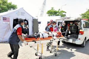 ASEAN、災害医療で連携…トリアージなど共通課程を日本が指導