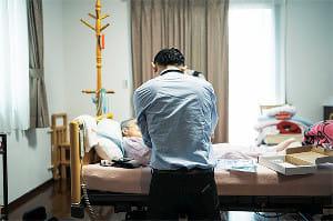積極的治療は不要の指示書を残した98歳、まさにその時「死にたくない」の訴え