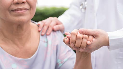 がん患者の「緩和ケア」…大切な時間 痛み抑えて