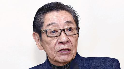 [俳優 浜田光夫さん]目の外傷、急性膵炎(すいえん)(2)石原プロで酒仕込まれる