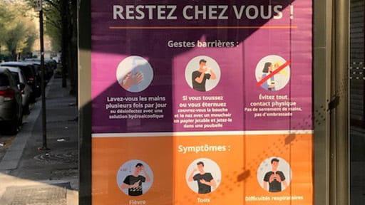 医療資源の不足が深刻なフランス ホテルはホームレス滞在施設に