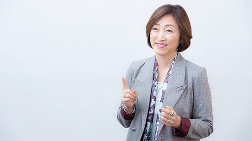 元シンクロ選手 田中ウルヴェ京さん