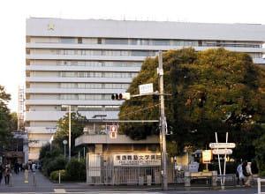 慶応大病院で新型コロナウイルス感染、初診受け付けを停止