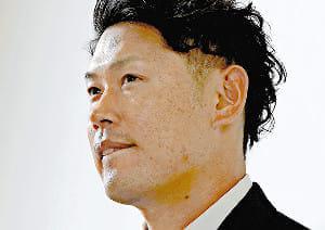 [プロ野球・阪神タイガース選手 原口文仁さん]大腸がん(1)病名公表「復帰で希望を」