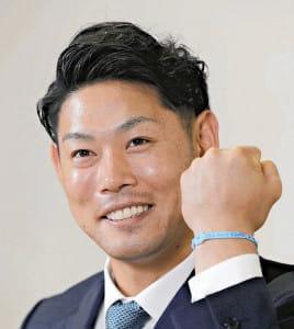 [プロ野球・阪神タイガース選手 原口文ふみ仁ひとさん]大腸がん(3)手術4か月後 鮮やか復活