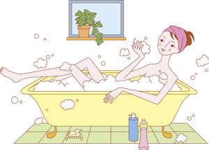 こんな時期だから、自宅のお風呂でリフレッシュしましょう