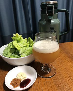 大好きな生ビールもテイクアウトで! 衛生的な「巣ごもり料理」のコツ、教えます