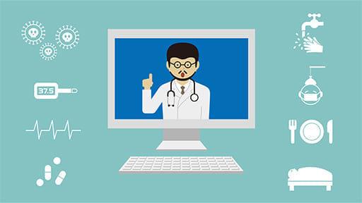 ポストコロナのオンライン診療