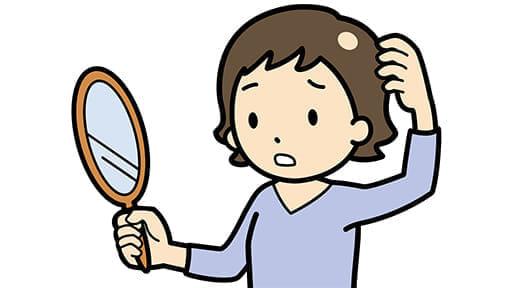 円形脱毛症 症状は様々…気づいたら すぐ皮膚科