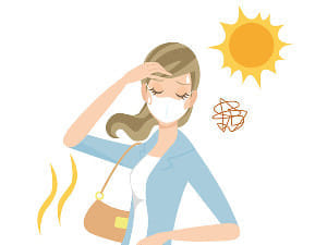 新型コロナ時代の熱中症予防とは