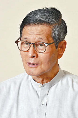 コロナ対策 「知を結集して」…専門家会議副座長を務めた 尾身茂さん