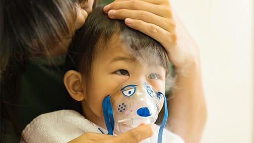 歯並びは気管支ぜんそくにも関係している!?
