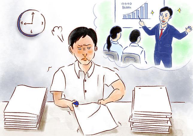 優秀な若手社員は会社を見限る……その理由は?