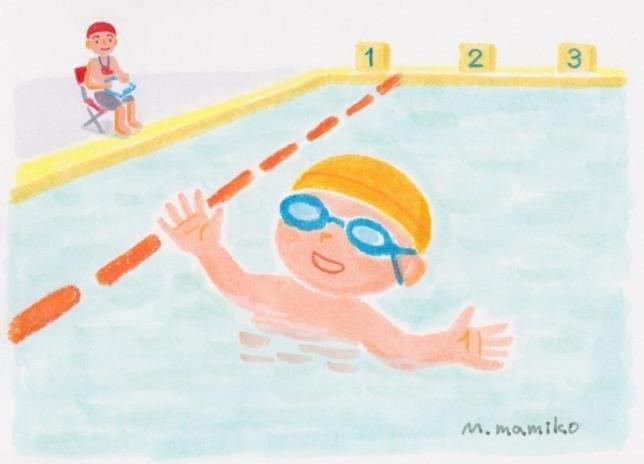 父は何度でもプールサイドを走る…4年も通った水泳教室を退会させられた理由