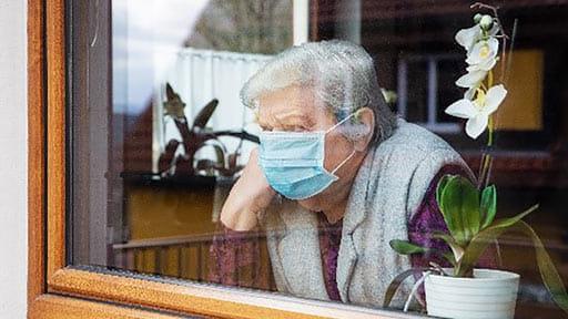 高齢者の巣ごもりにご注意! 「生活不活発」はコロナ感染の重症化リスクにも