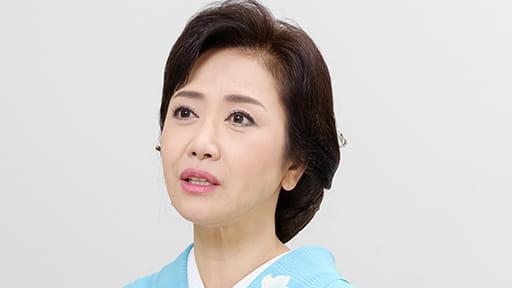 [歌手・伍代夏子さん](下)夫・杉さんの支えで肝炎闘病 コロナ禍で公演中止も明るさ忘れず