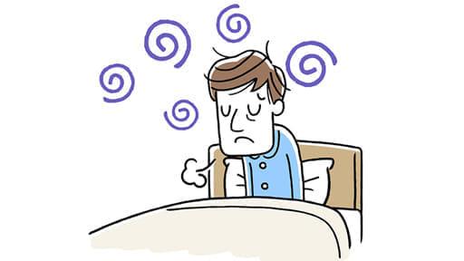 コロナ回復患者の9割が持続症状を経験