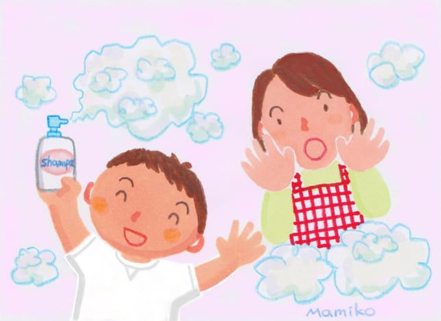 イラスト:森谷満美子