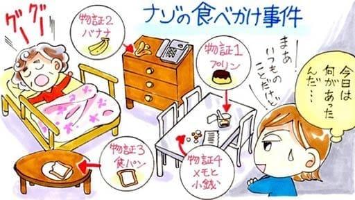 ミステリー!食卓から消える母 長年の謎が急展開…これって発達障害?(上)