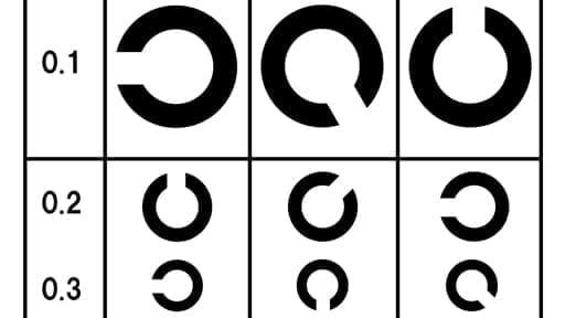 「眼科視力」と「生活視力」はまったく違う…視覚障害者の判定に不公平が生まれる