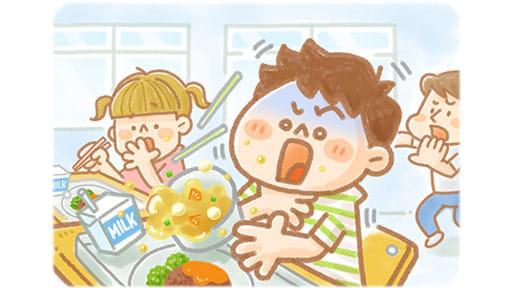 給食の白玉を吸い込んだ小1が脳死状態に…加工食品の窒息 タピオカ、こんにゃく入りゼリーにも注意
