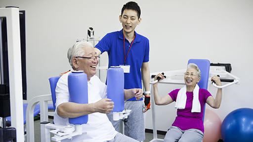 メディカルフィットネス…医師と連携 運動指導