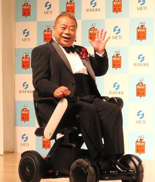 「リアルガチで人生広がる」…出川哲朗さんが電動車いす利用を呼びかけ