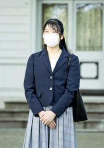 愛子さま、学習院大入学後初めて登校…新入生向け説明会に参加