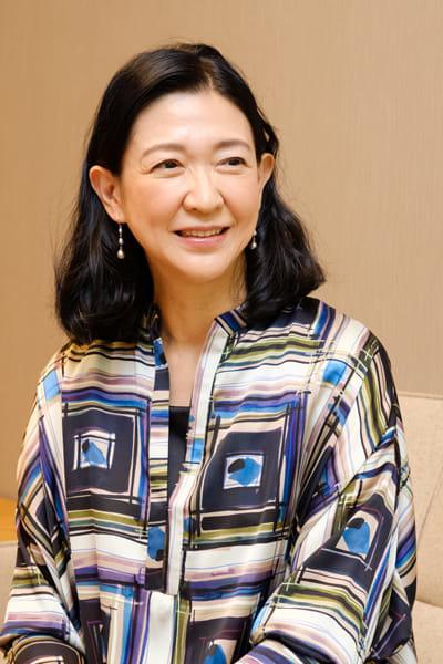[女優 紺野美沙子さん](下)相撲の舞台はチャレンジ…これからも新たな出会いやときめきを積み重ねていきたい