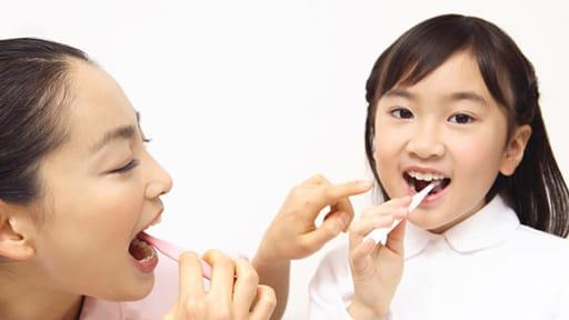口が汚れるとインフルにかかりやすい! こども園調査で判明 歯磨きで感染予防