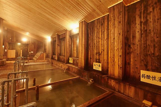 新玉川温泉なら、伝統的な「湯治」を快適な環境で楽しめます