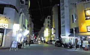 「夜の街」沖縄から<1>集中検査を即断即決