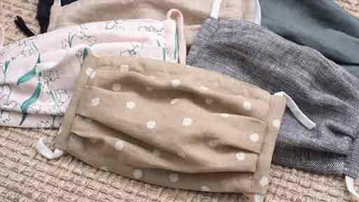 マスク素材20種類の性能を検証 Tシャツから掃除機用紙パックまで