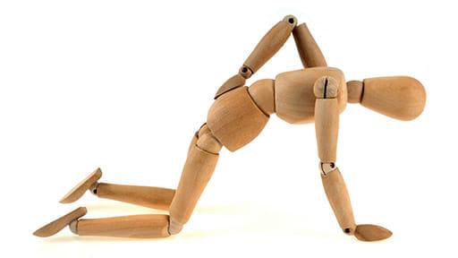座骨神経痛…神経圧迫 広範囲に症状