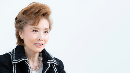 [歌手・女優 小柳ルミ子さん](上)コロナで仕事なく、「引退」表明 翻意させた奇跡的な出来事とは…