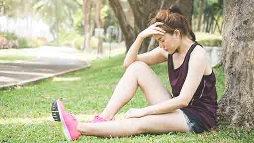 スポーツと貧血…体内の鉄不足 疲れやすく