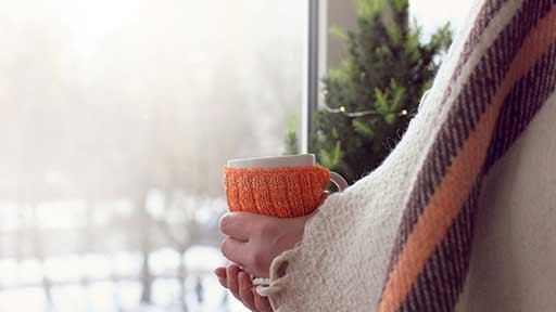 本格的な冬が到来。どうして、寒くなると布団から抜け出せないのか