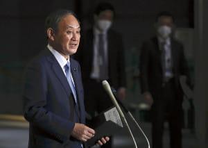 西村経済再生相「一律に5人以上は駄目と申し上げてない」…首相の会食「問題なし」