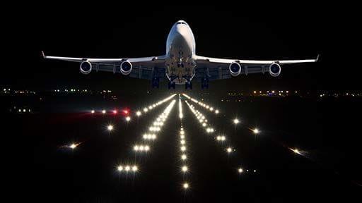 夜間の航空機騒音が心血管死を惹起