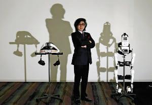 [あすへの考]【人とテクノロジーの共生】革新技術 社会に出てこそ…筑波大学教授 山海嘉之氏 62