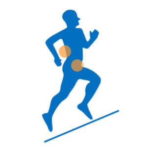 体への負担を軽減し、元気に坂道、山道を走るためのトレーニング法とは
