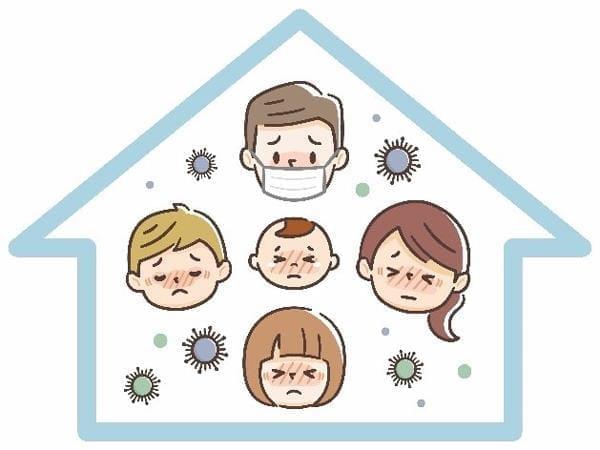 新型コロナの家庭内感染予防に鼻うがいを 自分と家族を守るために