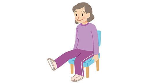 高齢者 在宅で健康保つには?