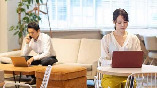 在宅勤務する女性のストレスは「子よりも夫」!?…熟年離婚を防ぐには今が大事です