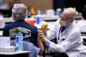 米のコロナ感染、世界最多2500万人超…バイデン政権はワクチンの接種加速